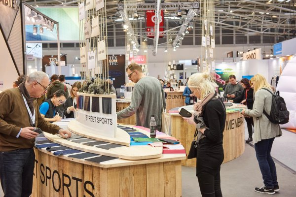 How are the textiles produced? ISPO TEXTRENDS covers the entire range of the textile industry.