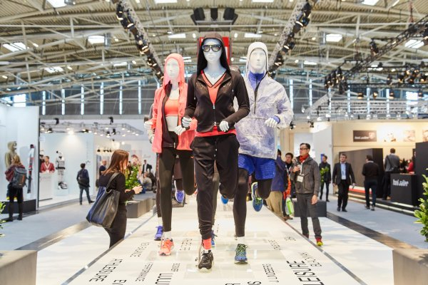 More than 2700 exhibitors presented their brand and products at ISPO MUNICH 2017.