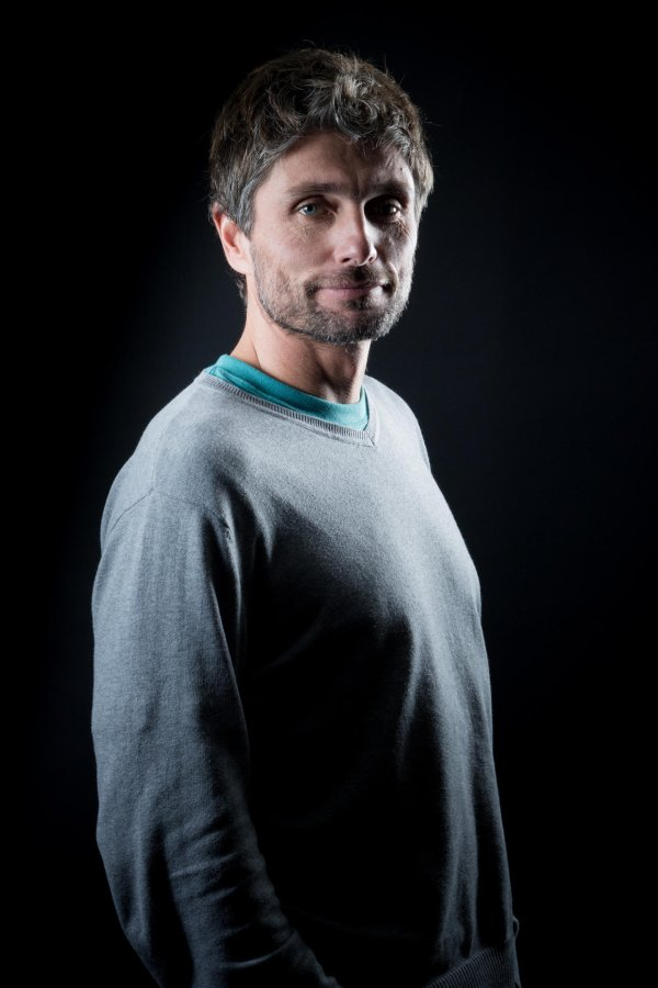 Nicolas Hale-Woods: Founder and CEO of the Freeride World Tour.