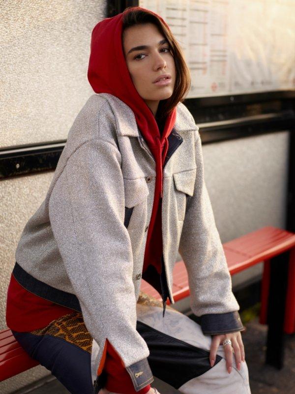 3b28da221fe3 British singer-songwriter Dua Lipa is the new brand ambassador for Foot  Locker in Europe