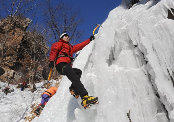 The outdoor sector in China is still a dormant giant.