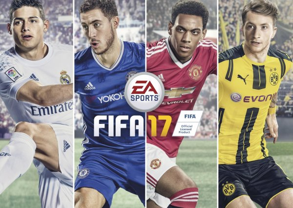 Across the globe millions of people compete in the football simulation game Fifa 17 by EA Sports.