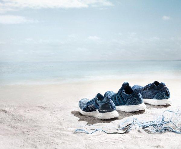 Schuhe aus Meeresmüll: Meeresmüll: aus Adidas erweitert Parley Kollektion bdc9f6