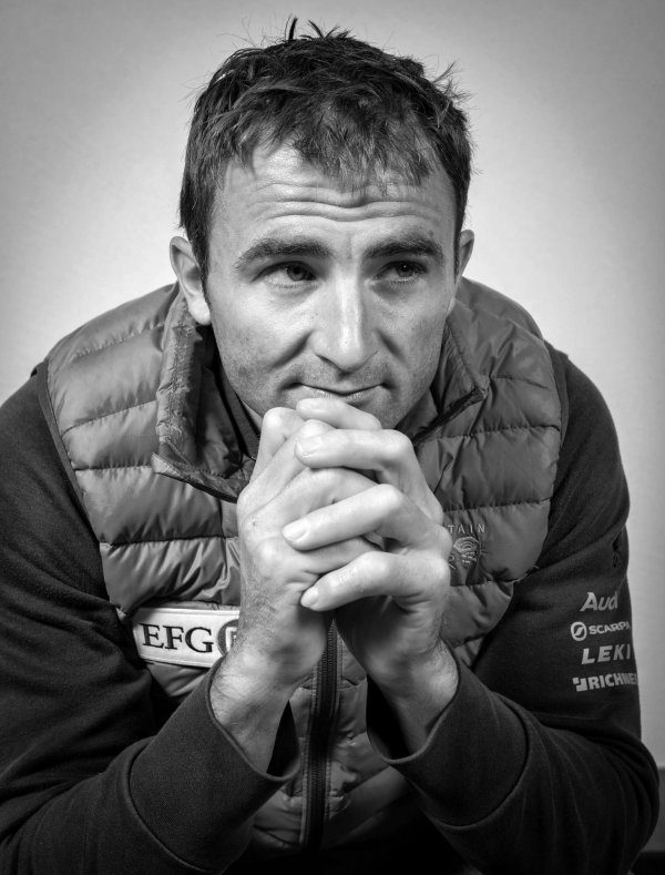 Ueli Steck was considered – not just by Bernd Kullmann – to be one of the outstanding mountain climbers of our time.