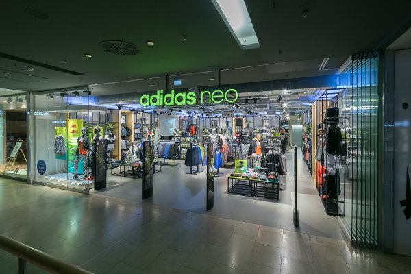 Adidas Neo is also making for growth at the sporting goods corporation from Herzogenaurach.
