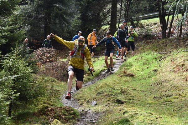 "Holger Lapp (trampelpfadlauf.de) says, ""The price plays less of a role for trail runners"""