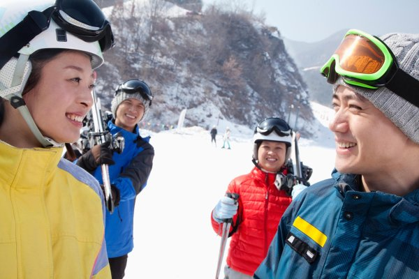 The new initiative from Alisports and the FIS should reach 30 million Chinese people.