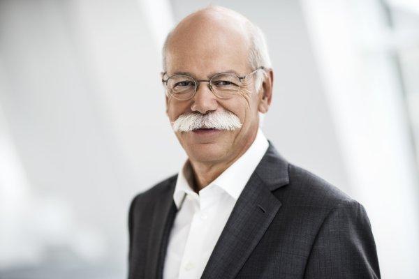 DFB, VW: Dieter Zetsche Warum Mercedes sein Sponsoring