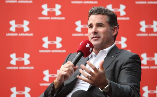 Taking criticism after his Trump statement: Under Armour CEO Kevin Plank
