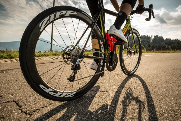 There are more new innovations to keep sports cyclists pedaling in 2018.