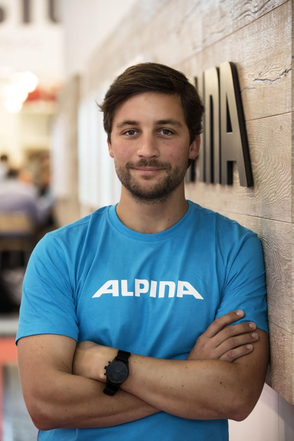 Alpina's new Head of Marketing: Moritz Maier