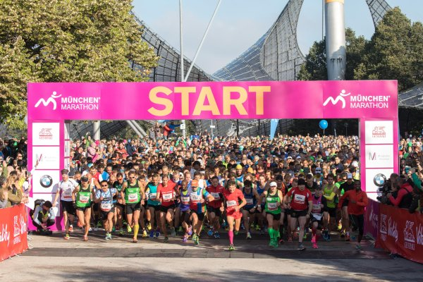 Soon to be even more prominently positioned: Generali will become the first title sponsor of the Munich Marathon for three years in 2018.