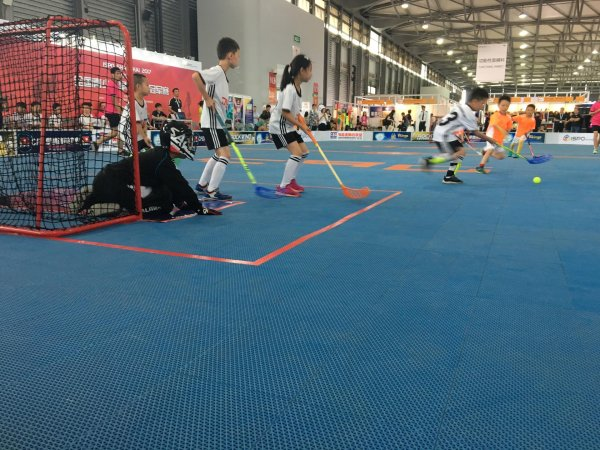 Since 2016, China has been a member of the International Floorball Federation.