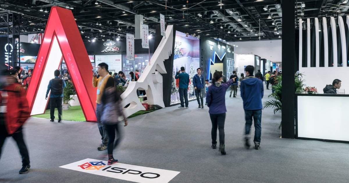 ISPO Beijing   Trade show segments