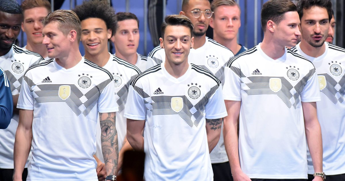 e5964d3d3 2018 World Cup  The Multi-Million Business with the Germany Jersey