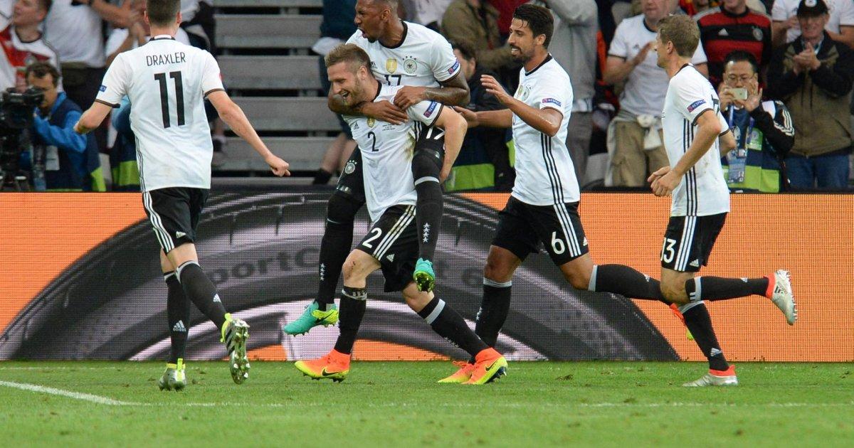 Fußballschuhe der Nationalmannschaft