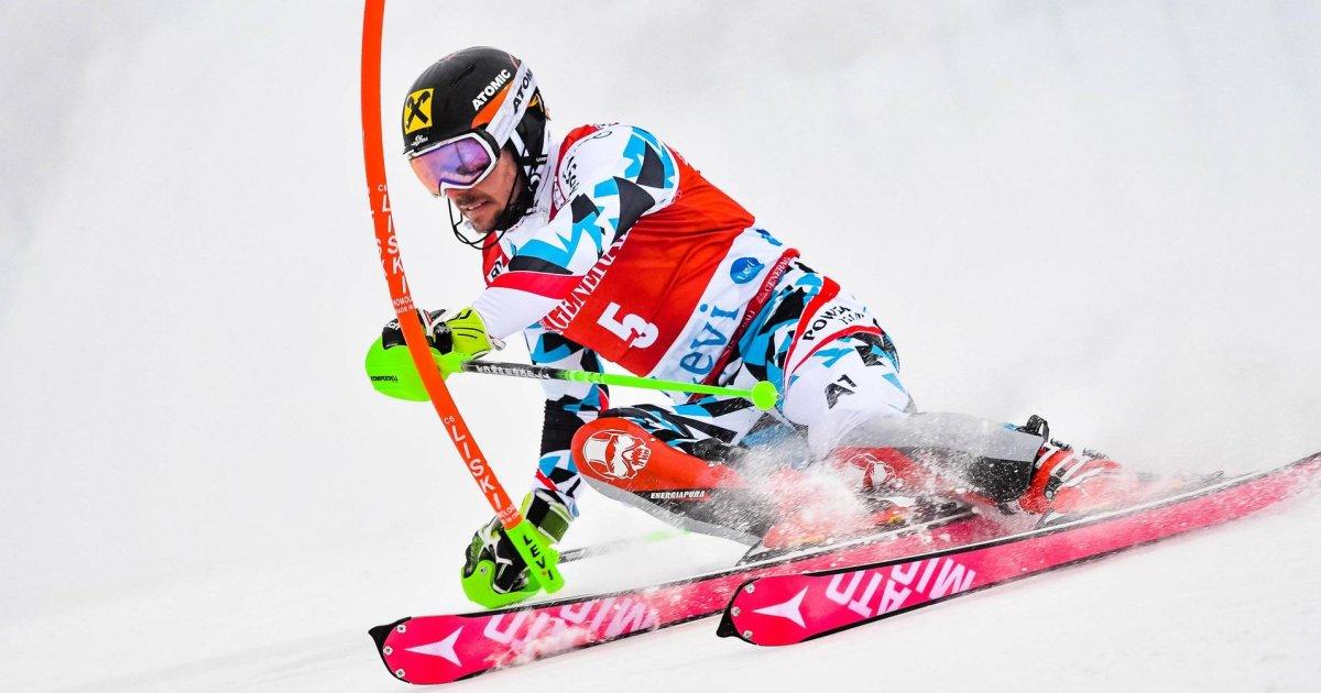 check out 12c8a eed7d Die Ski der Stars: Worauf Hirscher, Neureuther & Co. abfahren