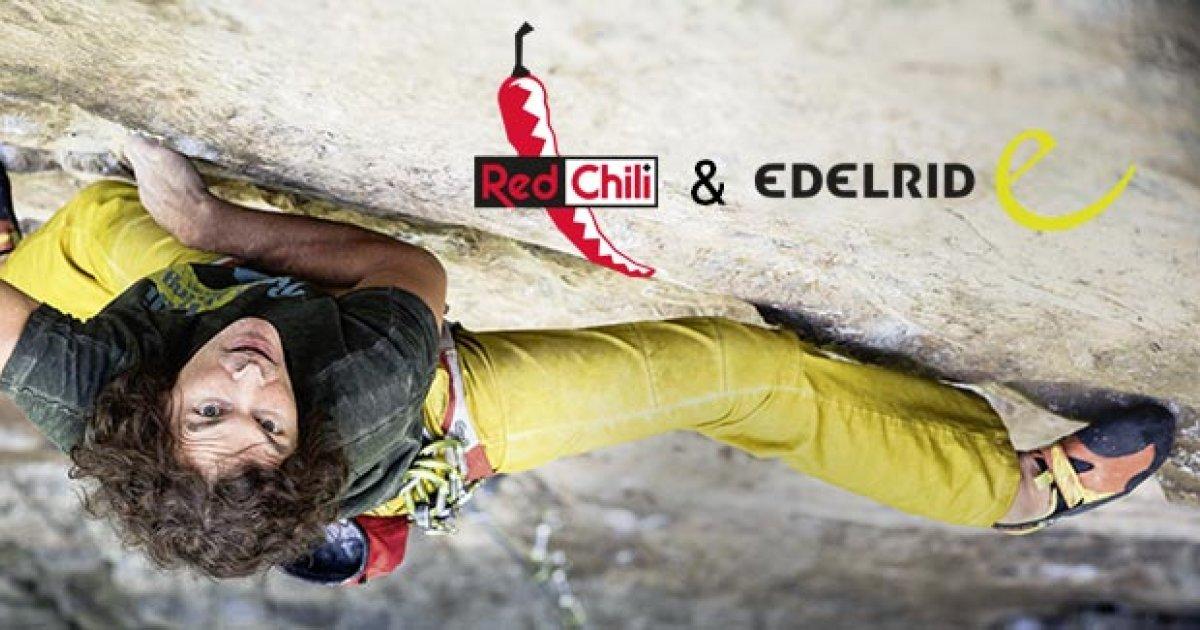 Kletterausrüstung Edelrid : Edelrid übernimmt red chili: mehr kletter power