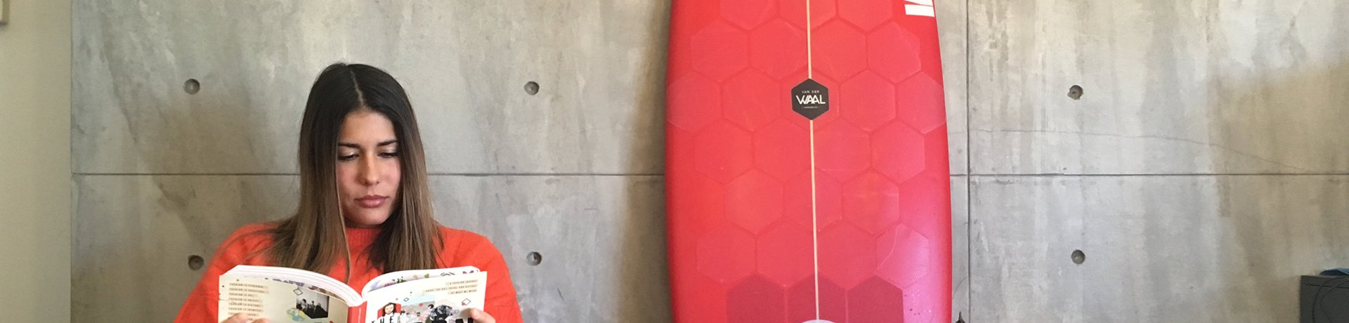 Van der Waal rEvolution Series Surfing