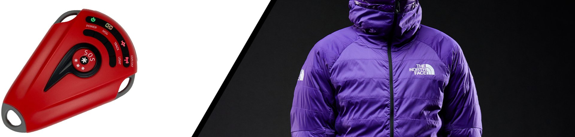 ProteGear und The NORTH FACE Header