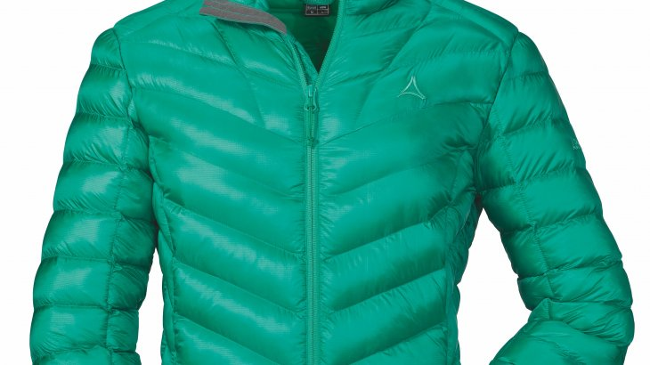 The Schöffel Thermo Jacket Annapolis also warms up with PrimaLoft® Black Insulation ThermoPlume®.