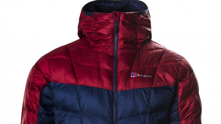 Berghaus also uses the down replacement from PrimaLoft in the Nunat Mtn Reflect Jacket