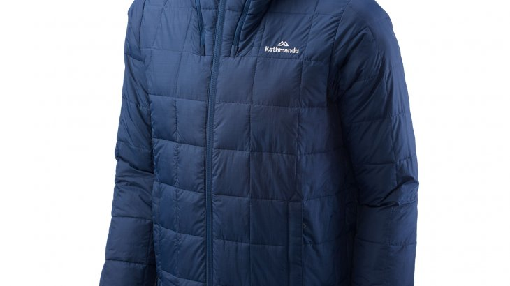 PrimaLoft® Black Insulation ThermoPlume® auch in der Kathmandu Lawrence Insulated Jacket