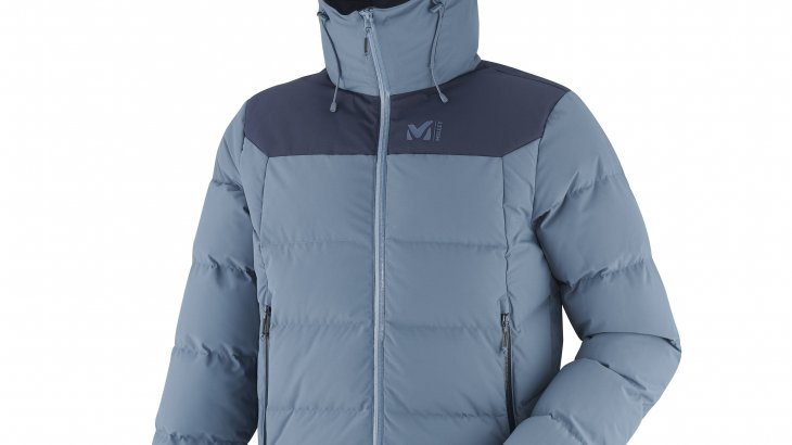 The Olmedo Jacket from Millet with PrimaLoft® Black Insulation ThermoPlume® filling