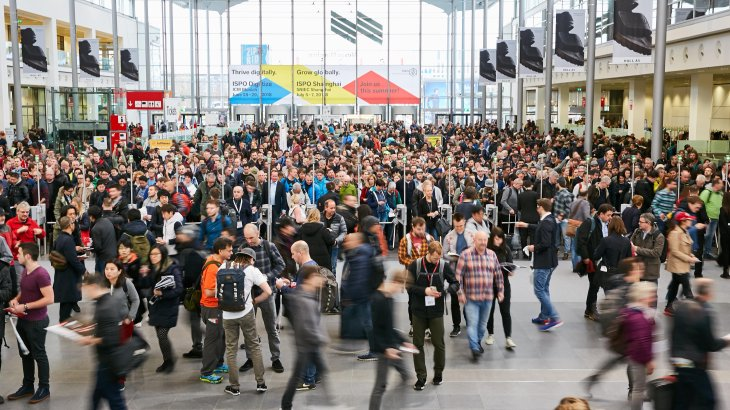 The ISPO Munich 2018 has opened its doors.