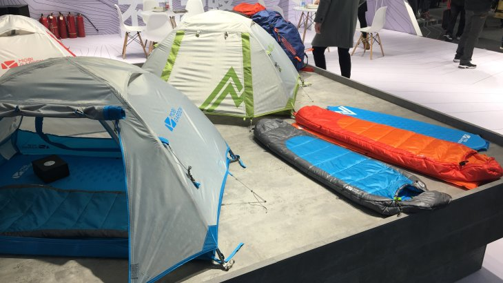 The ISPO Beijing is not only for grown up outdoor enthusiasts. There are tailor-made outdoor solutions for kids, too