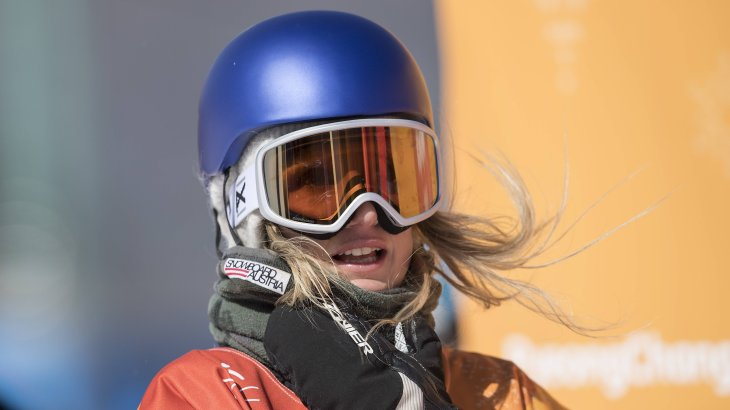 The Austrian athlete of the year Anna Gasser was unlucky with the wind when it came to slopestyle. In the end, the longed-for medal is far away: Gasser ended up in 15th place.