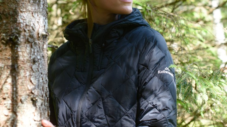 The versatile outdoor jacket from Kathmandu is a true packing miracle.