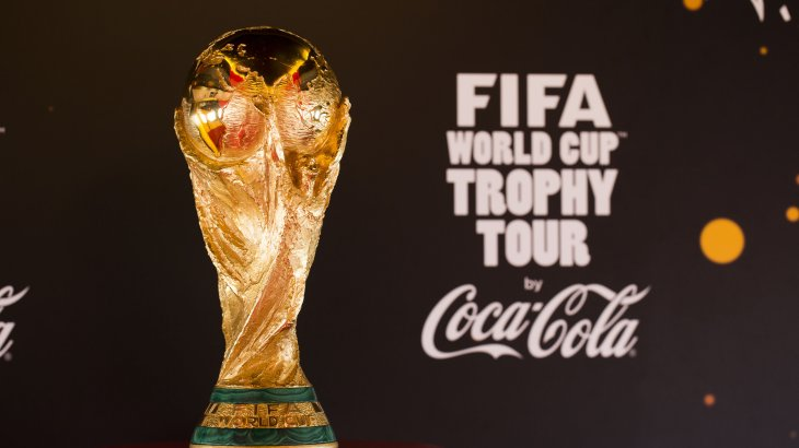 "Coca-Cola has been sending the World Cup on a world tour since 2006. This year the trophy toured 91 cities in 51 countries. The company has been a ""permanent partner"" of Fifa since 1978."