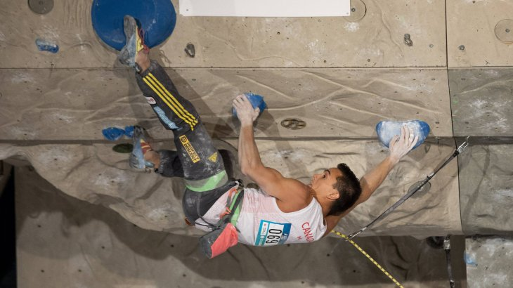 Climbing is one of the trend sports. Sponsoring in this area helps companies to rejuvenate their target group and reach new ones and find new customers. In trend sports, supporters also have much more room to get themselves involved.