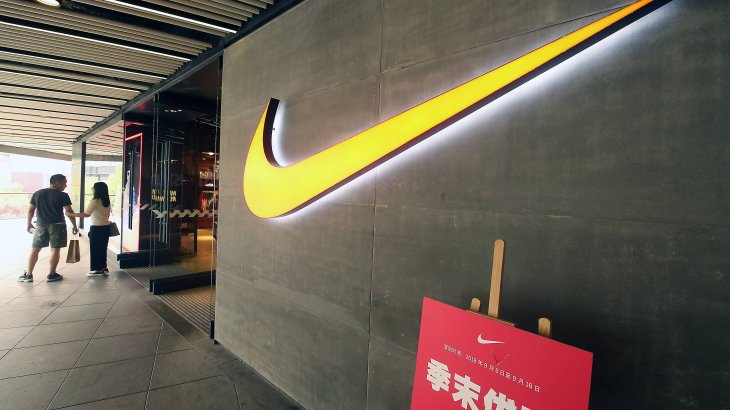 The most successful sports brands in China in pictures