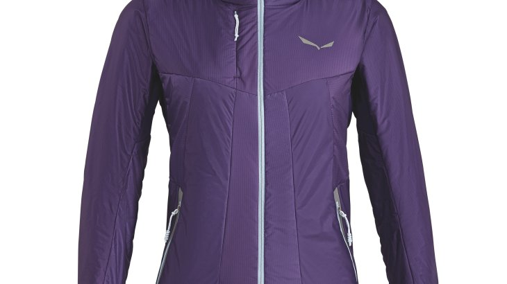 The Pedroc Hybrid Alpine Wool Perform Jacket for women