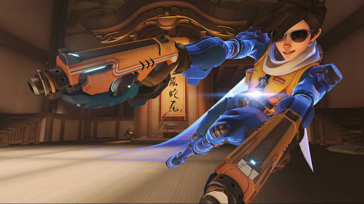 With 30,639,347 hours, the multiplayer first-person shooter Overwatch is still among the top ten streamed games on Twitch.