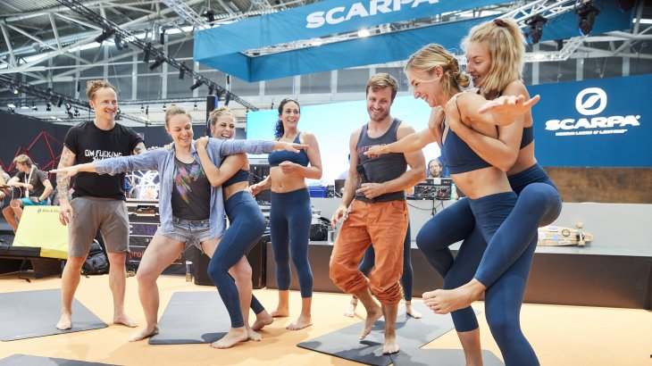 OutDoor by ISPO 2019 - Highlights 2. Tag