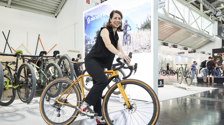 OutDoor by ISPO 2019 - US Consul General Meghan Gregonis