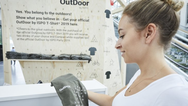 OutDoor by ISPO 2019 - Kollektion