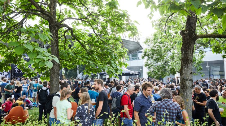 OutDoor by ISPO Party 2019