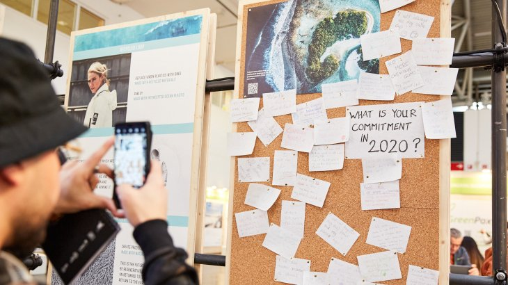 ISPO Munich 2020 - What is your commitment in 2020?