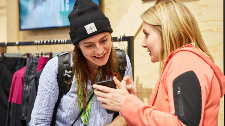 People of ISPO Munich 2020
