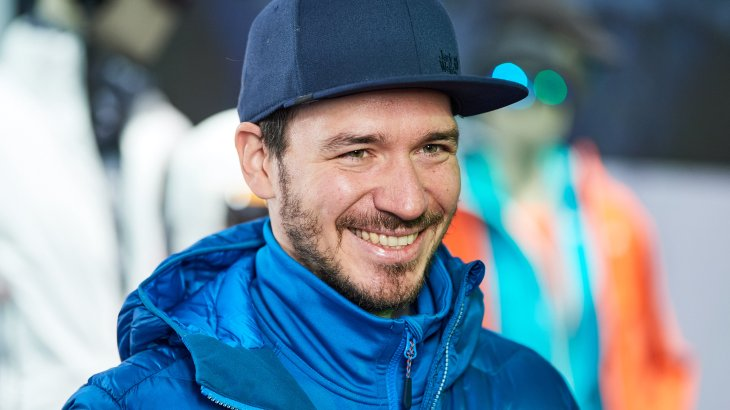 Felix Neureuther at ISPO Munich 2020