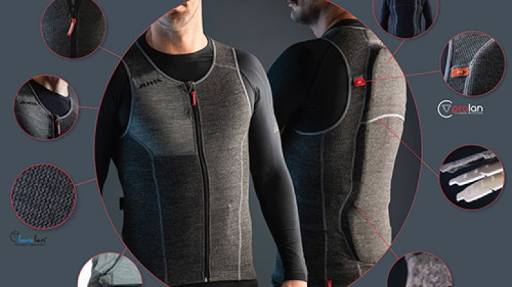 ISPO Award Alpina Sports Prolan Vest Details