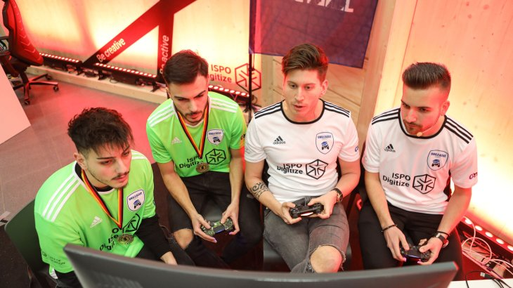 FIFA 20 Volta as part of the ES_COM Cup X3
