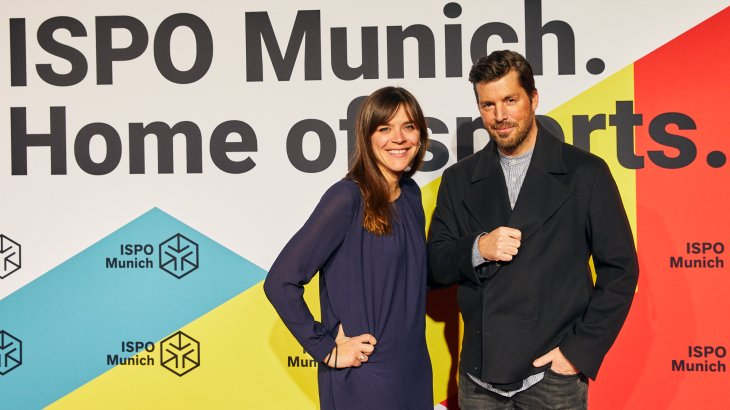 Martina Wengenmeir (Digital Communication Executive Amer Sports), Florian von Stuckrad (Head of Content and Sales MPM-AG// Media)