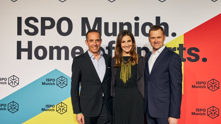 Michael Vogt (Head of Marketing PYUA Protection GmbH), Christina Beer (Head of Marketing ABS Protection GmbH), Dr. Stefan Mohr (CEO ABS Protection GmbH)