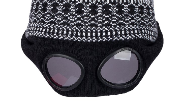 Actionfox - Hat with anti fog glasses