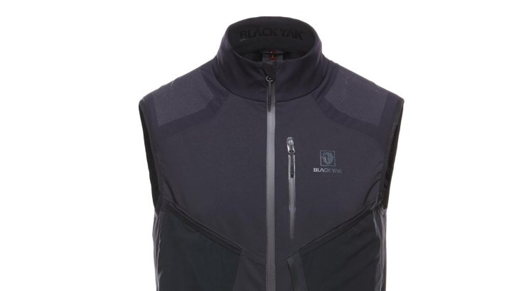 BLACKYAK – LIGHT WINDBREAKER VEST